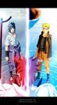 Naruto 671 - Sasuke and Naruto colab