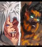 Madara vs Gai - Naruto 672