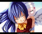 Fairy Tail 387 - Wendy and Charles