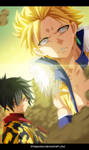 Fairy Tail 389 - Rogue and Sting