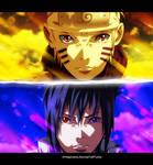 Naruto 696 - Naruto and Sasuke