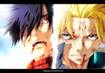 Fairy Tail 409 - Rogue and Sting