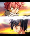Fairy Tail 413 - Natsu vs. Gray