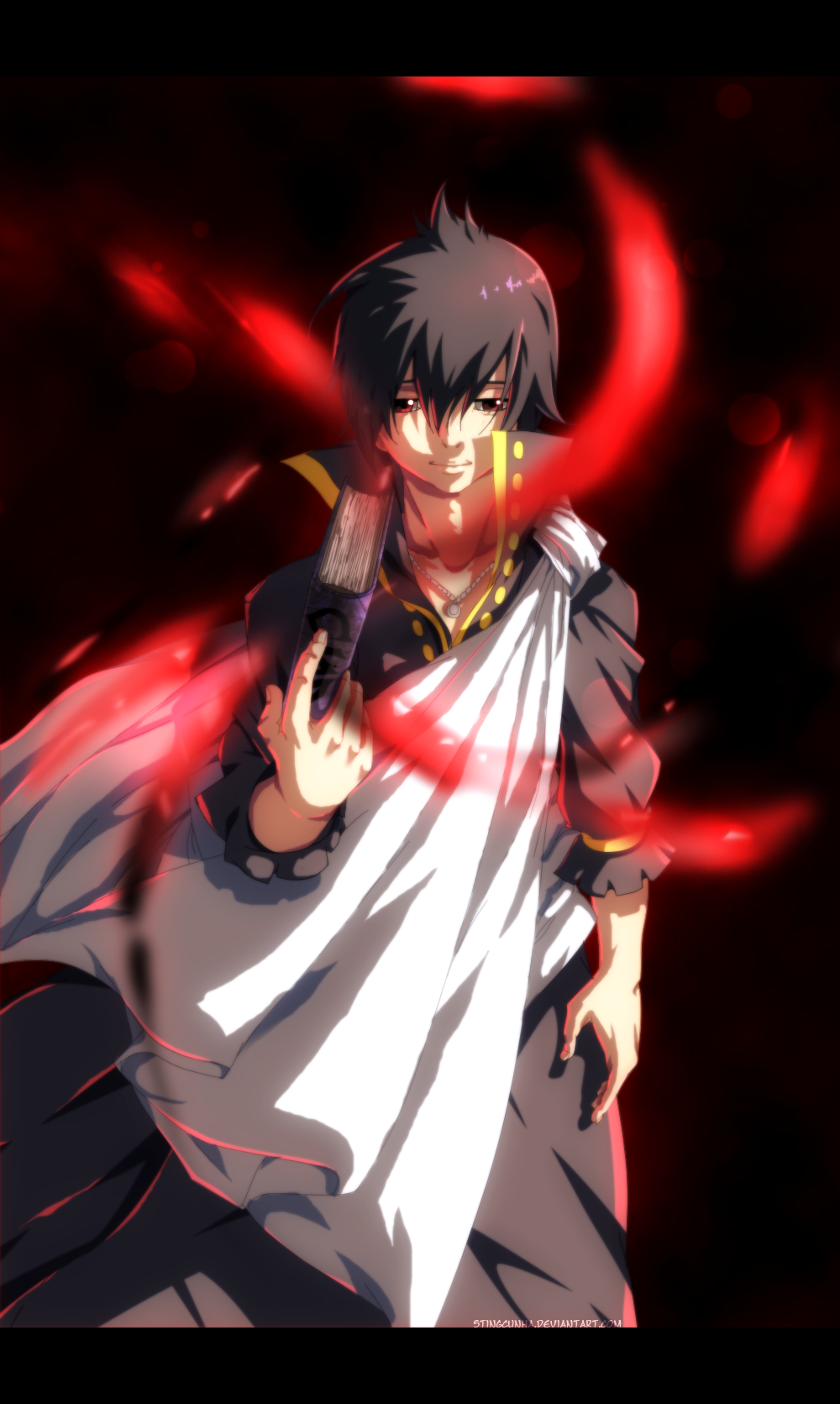 the gallery for gt anime evil mage