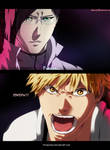 Bleach 619 - Ishida and Ichigo Colab