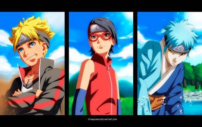 Team Boruto! by StingCunha