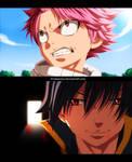 Fairy Tail 445 - Natsu and Zeref