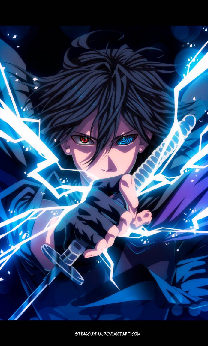 Uchiha Sasuke by StingCunha