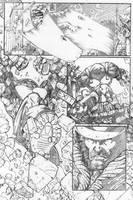 Wolverine by gleidsonaraujo