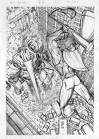 Avengers by gleidsonaraujo