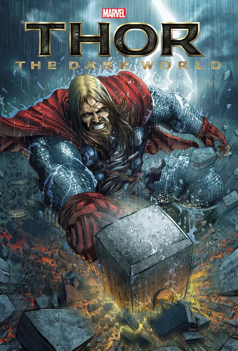 Thor by gleidsonaraujo