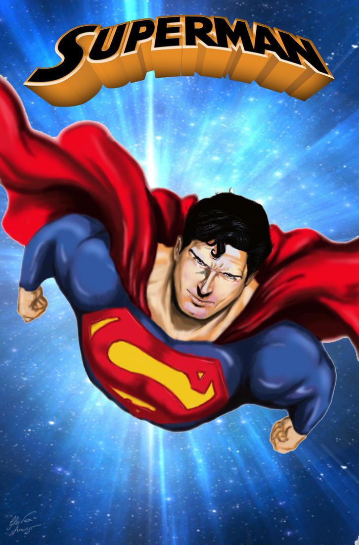 Superman by gleidsonaraujo