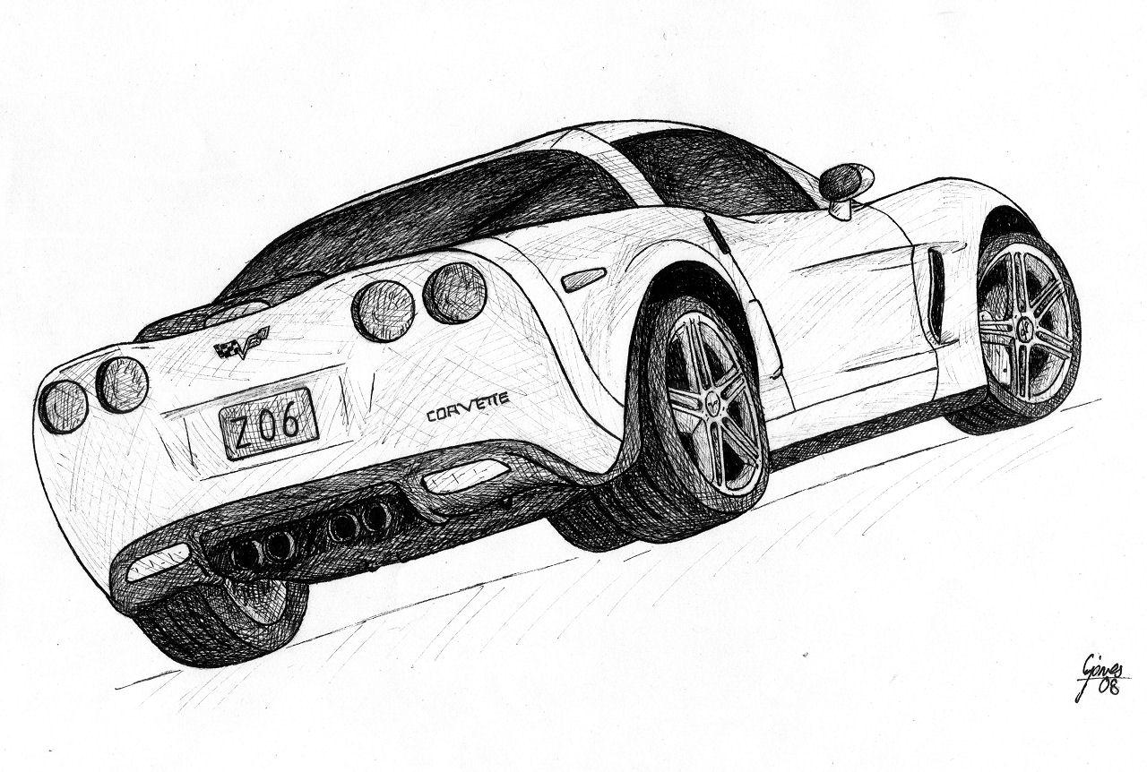 Corvette Z06 By Gjones1 On Deviantart