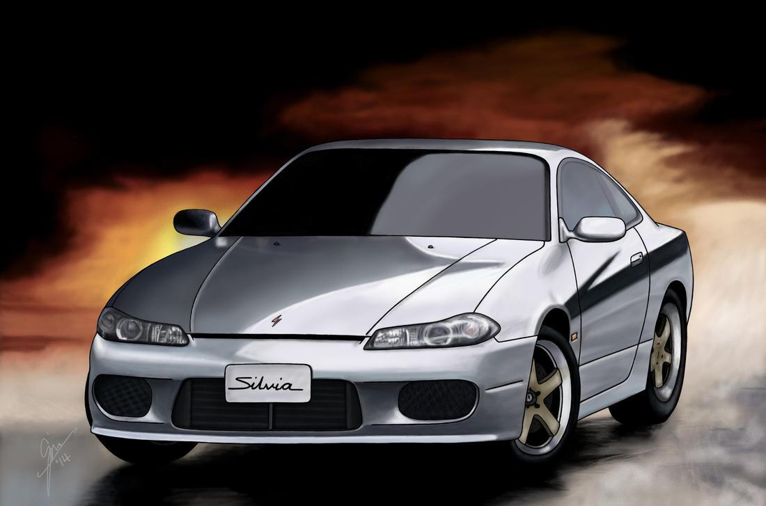 S15 Silvia by gjones1