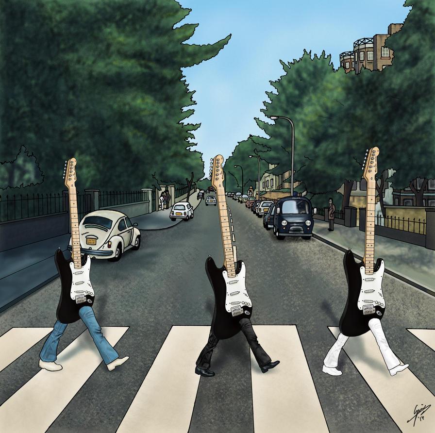 Abbey Road by gjones1