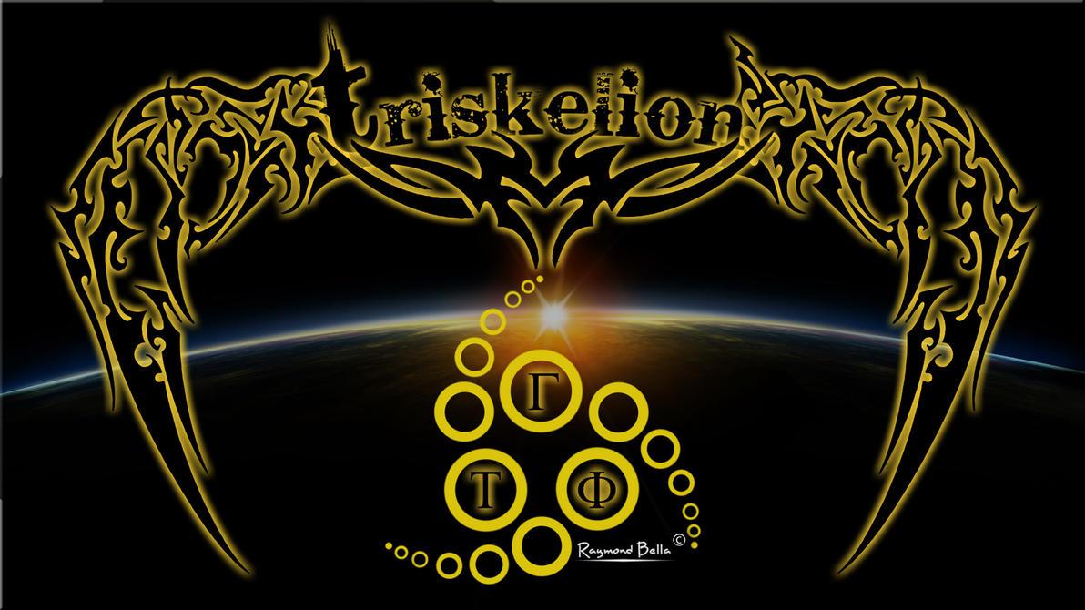 Triskelion Wallpaper
