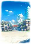 Street in memory