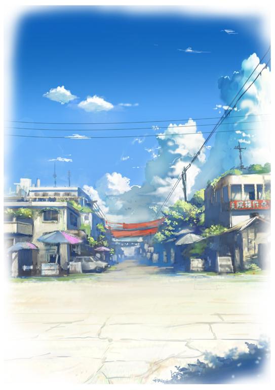 Street in memory by phoenix-feng