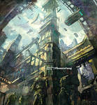 High technology city 'selone'