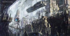 High technology city selone 04