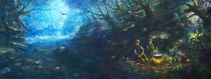Childhood3 by phoenix-feng