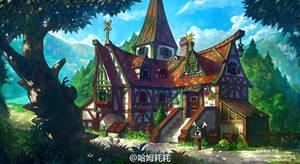 fantasy house design