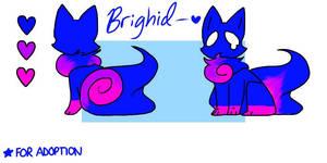Brighid Adopt! - 20 pts?