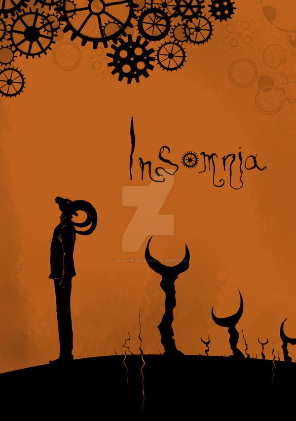 Insomnia by JalluHellios