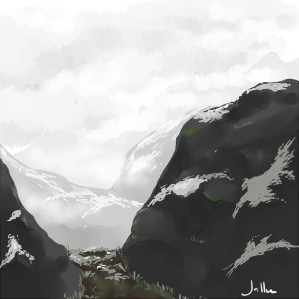 Forbidden territory by JalluHellios