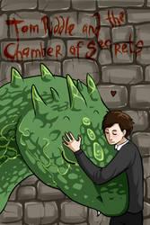 Chamber of Secrets by JalluHellios