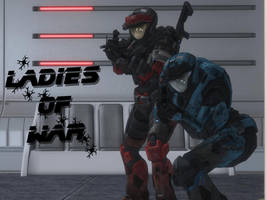 Ladies of War by The-Exiled-Draco