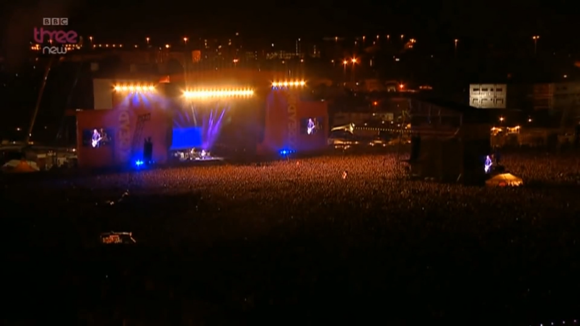 Foo Fighters At Reading Festival by Patrikov909