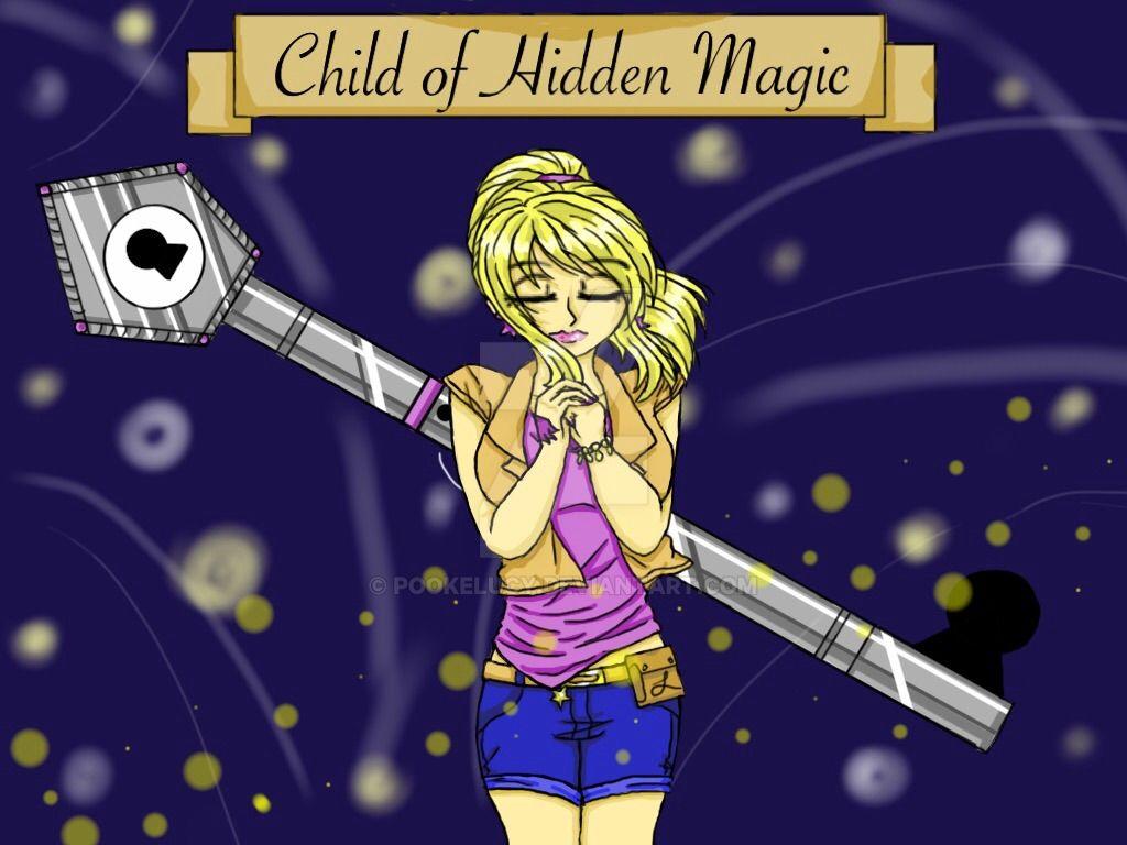 Child of Hidden Magic by PookElucy