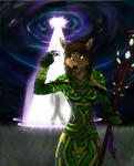 Worgen druid moonfire