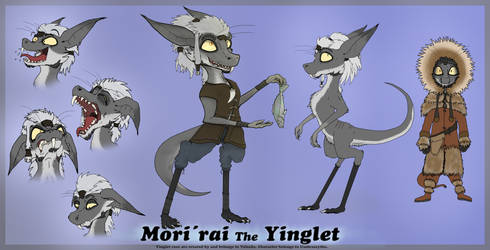 Morirai The Yinglet by UmbraScythe