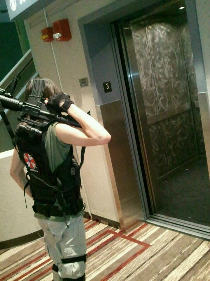 Carlos Oliveira-Resident Evil 3: Nemesis by Steven-CodeBlack