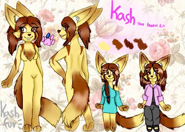 kash ref sheet by kashFur
