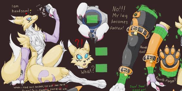 Digimon TF on trasformation - DeviantArt