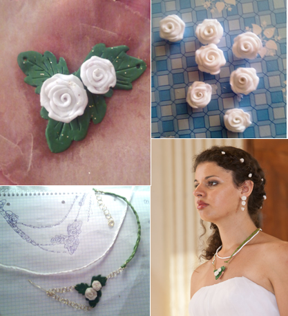 Prom jewelry :) by SprinklesGirl