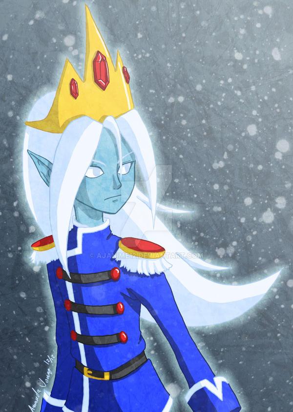 Ice Prince Finn by AJanime12