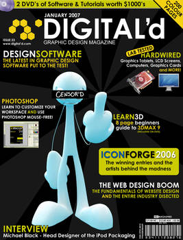 Digital'd Magazine