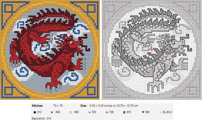 Year of the Dragon by NevaSirenda