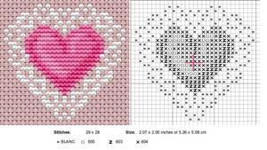 Little Lacy Heart by NevaSirenda