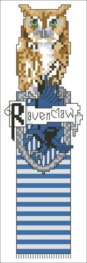 HP Bookmark Ravenclaw