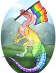 Pride Troodon