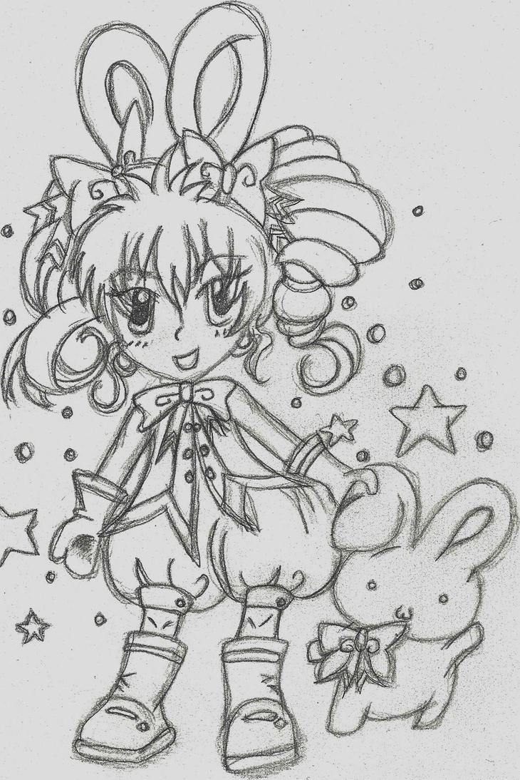 Anime child pencil sketch by dynamicdimples on deviantart
