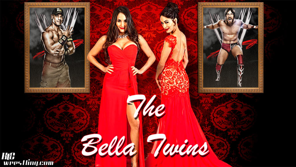 gallery for the bella twins wallpaper