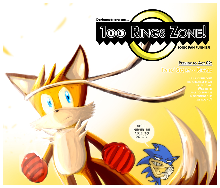 100 Rings Zone - Preview: Act 02 by ElsonWong