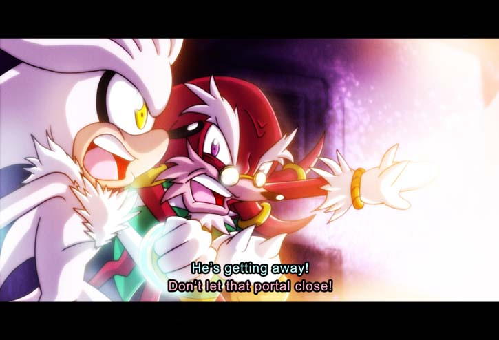 Fake 'Sonic Archie' Anime Screenshot 002 by ElsonWong