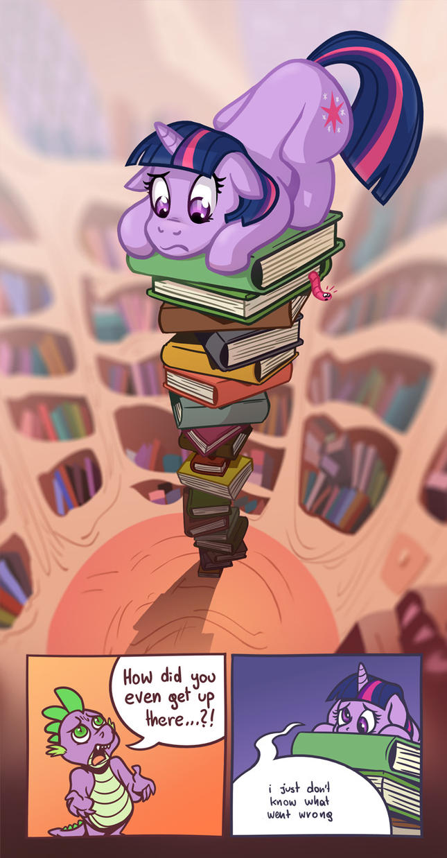 Extreme Studying by simondrawsstuff